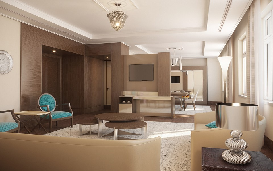 Presidential suite - Constantine Algery